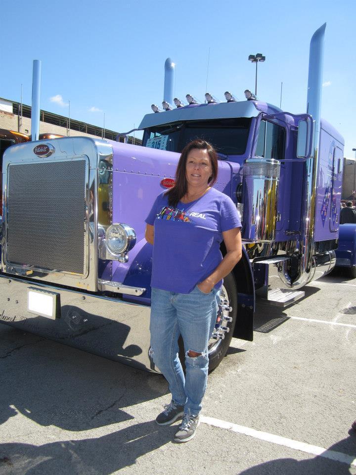 Lesbian truckers